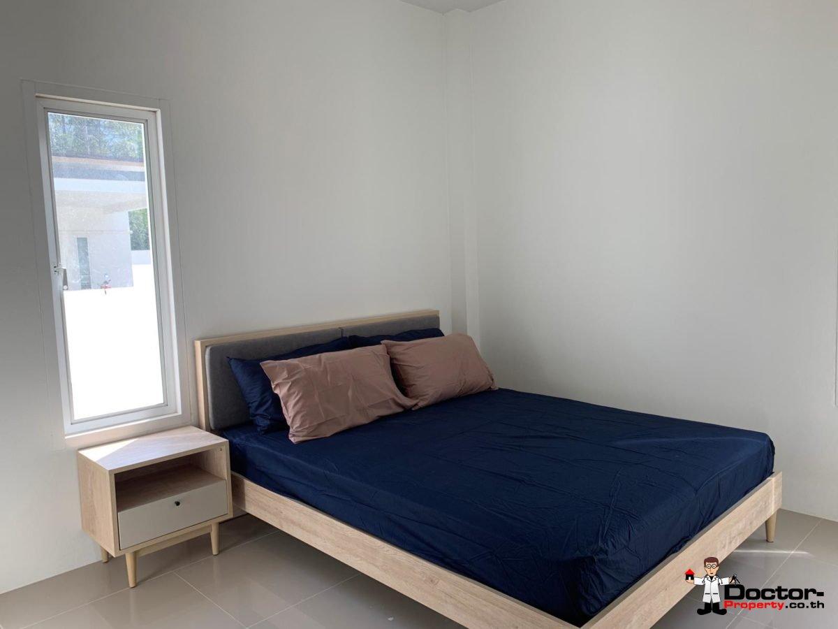 New 2 Bedroom Villa - Na Mueang - Koh Samui - for sale 4