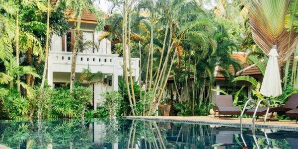 A Wellness Family Resort in Laem Sor - Koh Samui- For Sale
