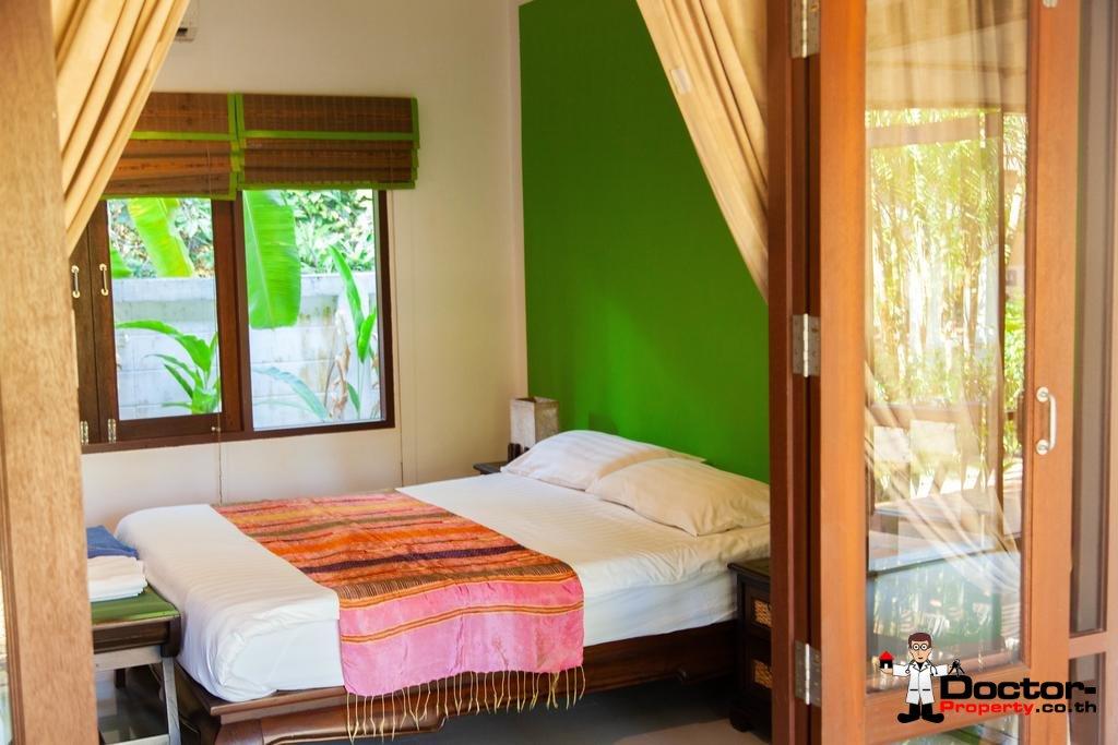 A Wellness Family Resort in Laem Sor - Koh Samui- For Sale