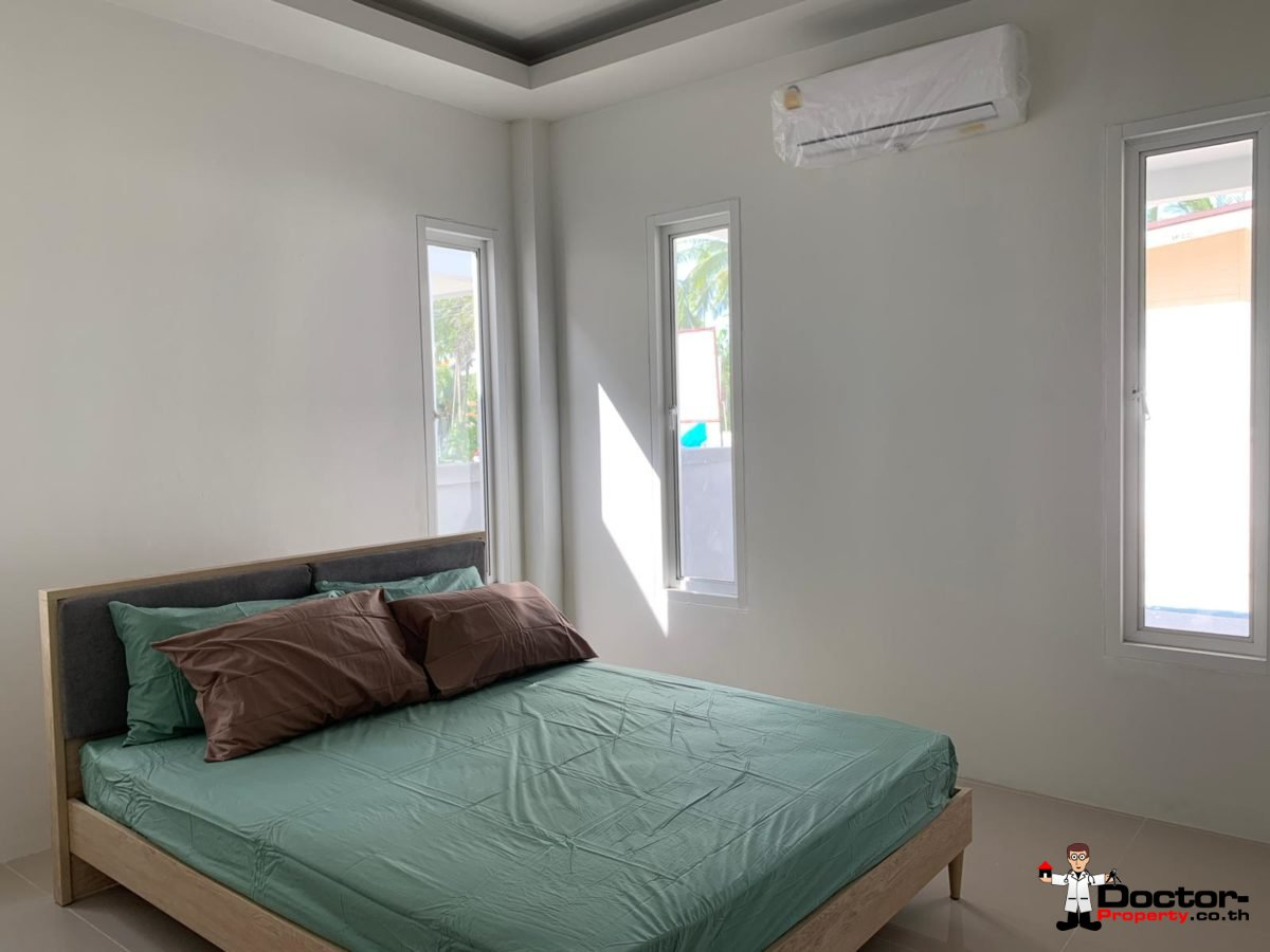 New 2 Bedroom Villa - Na Mueang - Koh Samui - for sale 16