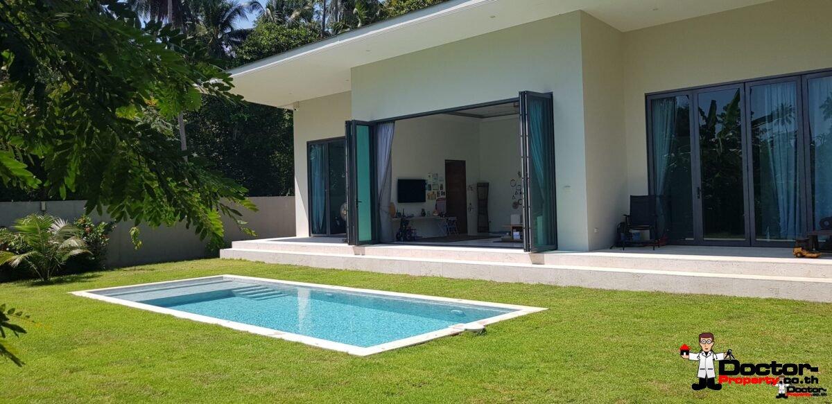 2 Bedroom Pool Villa - Laem Sor - Koh Samui - For Sale