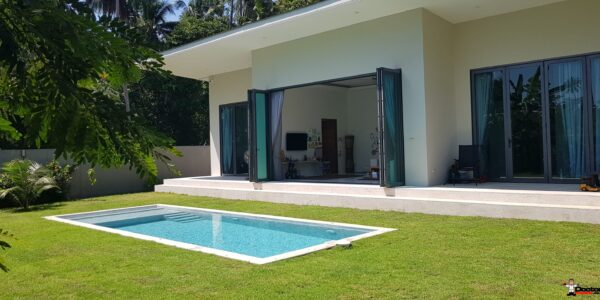 2 Bedroom Pool Villa - Laem Sor - Koh Samui - For Sale