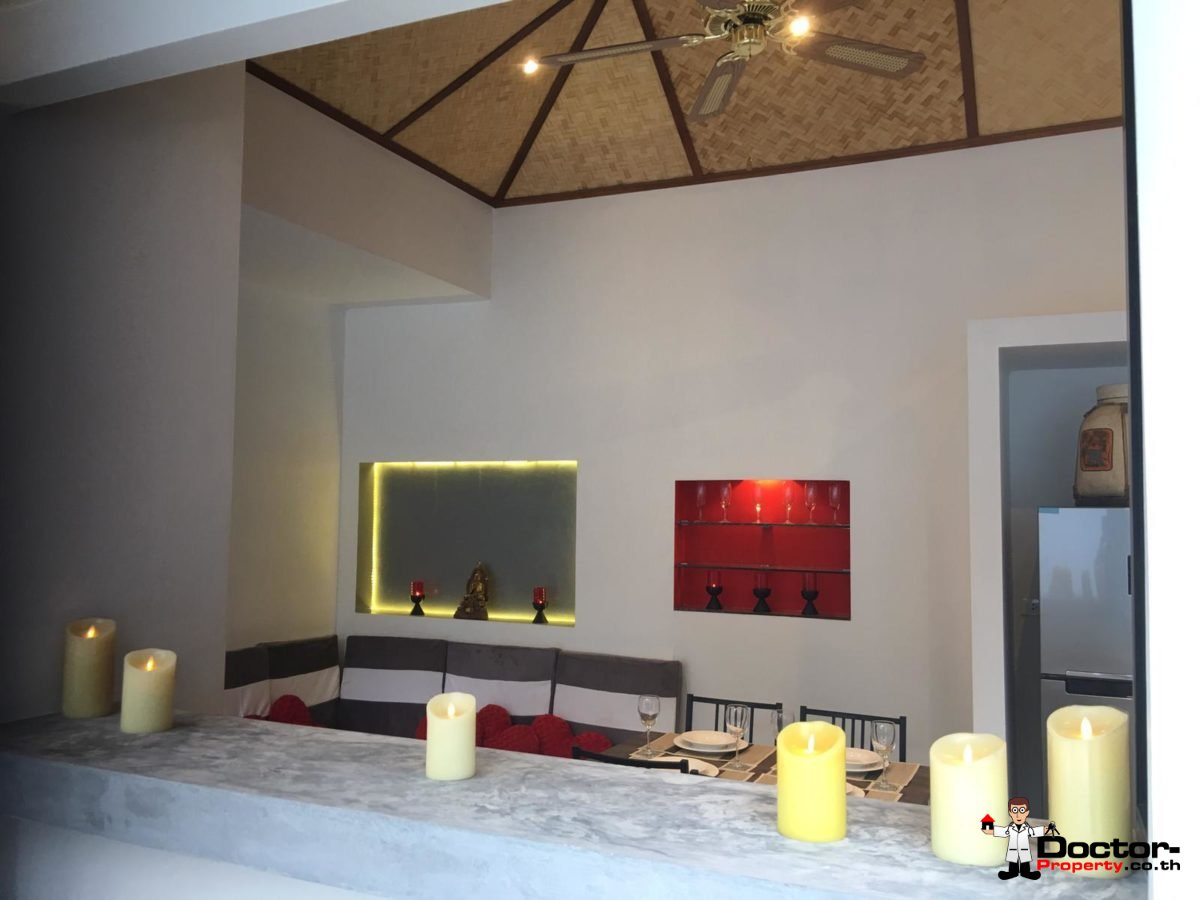 New 2 Bedroom Villa with Sea View - Lamai Beach - Koh Samui 14