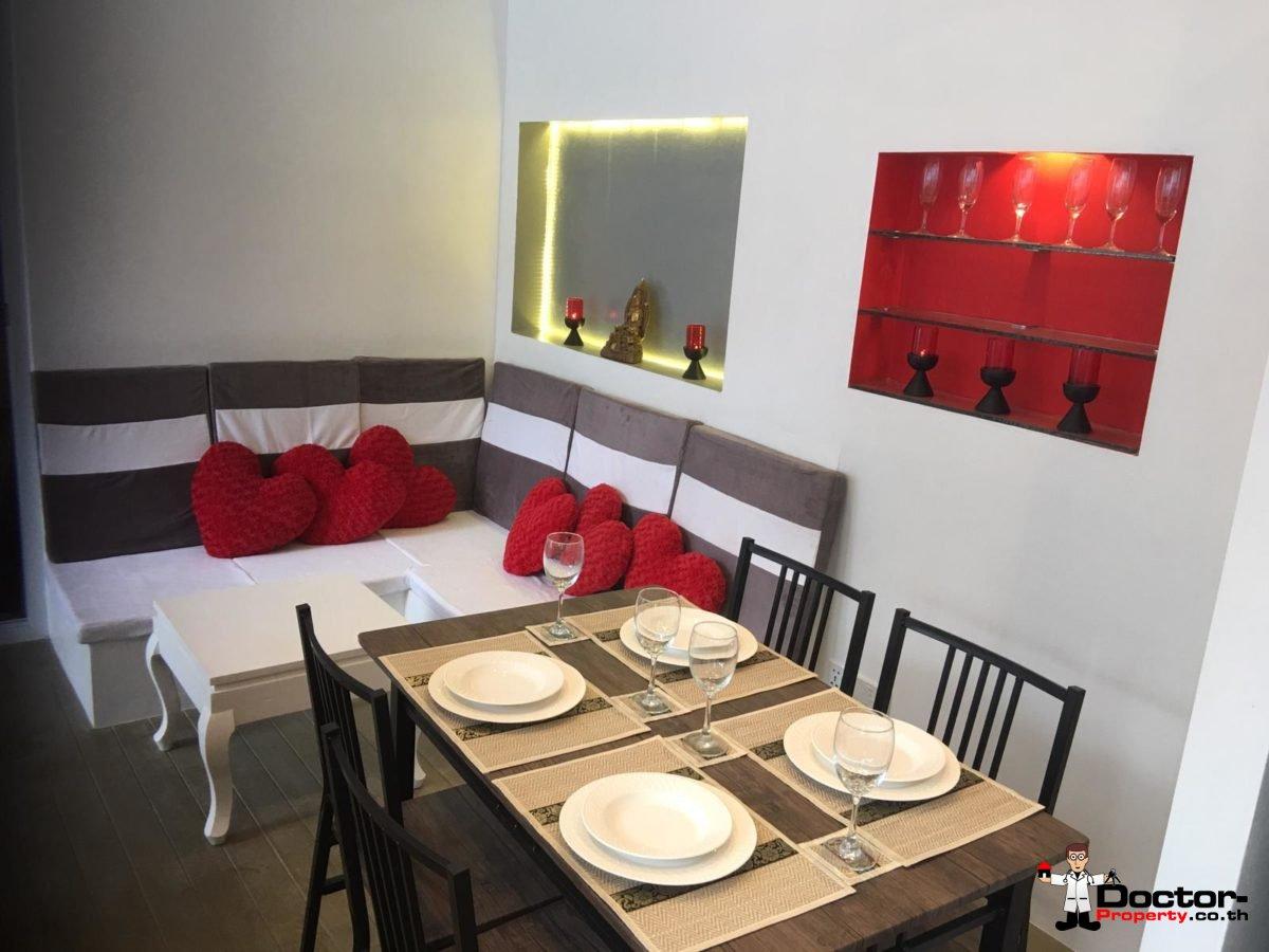 New 2 Bedroom Villa with Sea View - Lamai Beach - Koh Samui 12