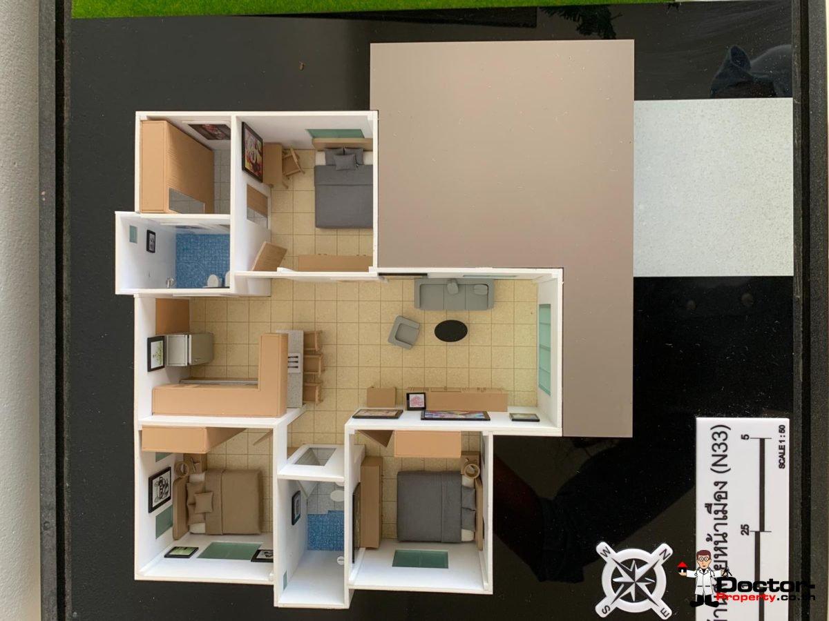 New 2 Bedroom Villa - Na Mueang - Koh Samui - for sale 21