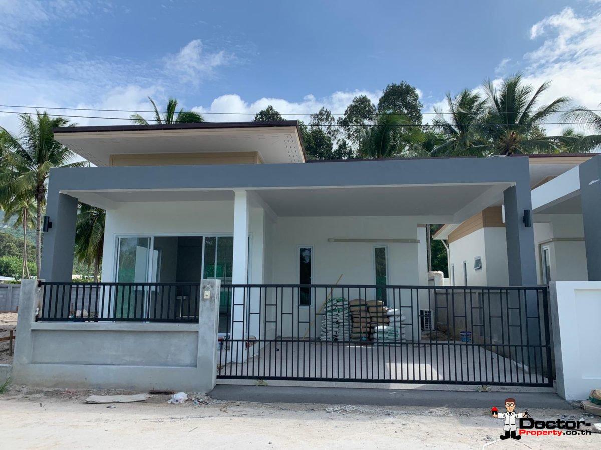 New 2 Bedroom Villa - Na Mueang - Koh Samui - for sale