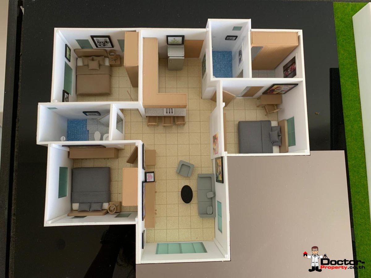 New 2 Bedroom Villa - Na Mueang - Koh Samui - for sale 23
