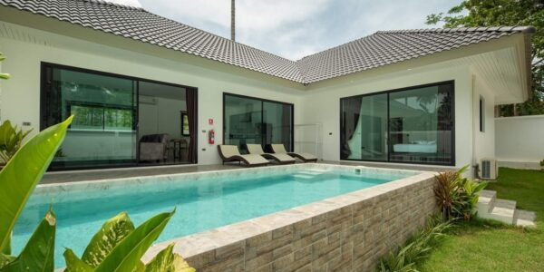 New 3 Bedroom Pool Villa - Lamai -Koh Samui - for sale