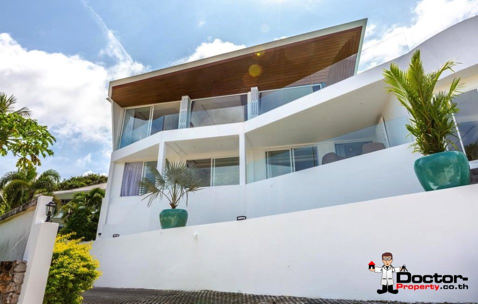 4_Bedroom_Villa_with_Sea_View_Bophut_Koh_Samui_for_sale_1