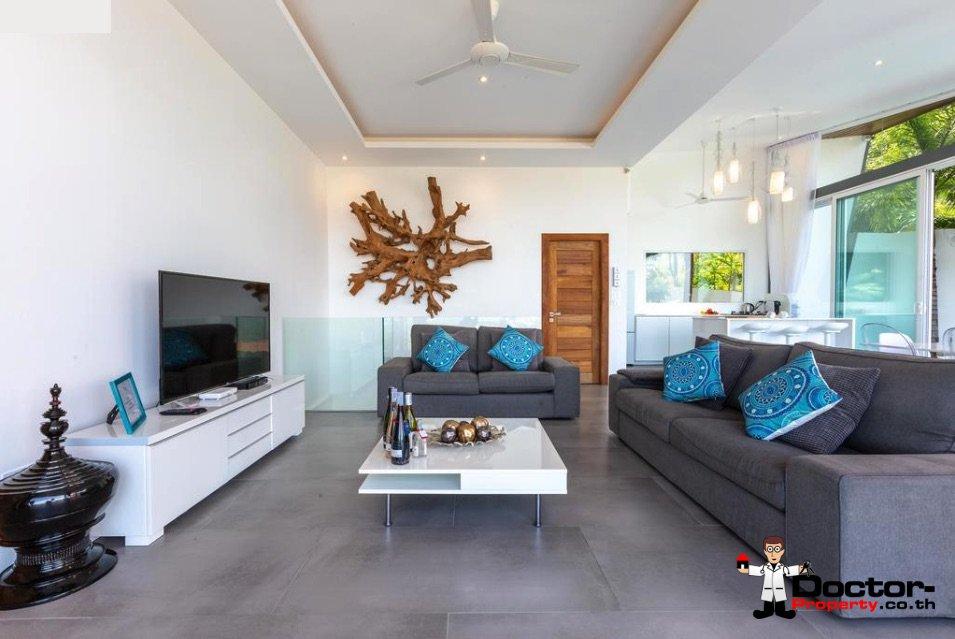 4_Bedroom_Villa_with_Sea_View_Bophut_Koh_Samui_for_sale_11