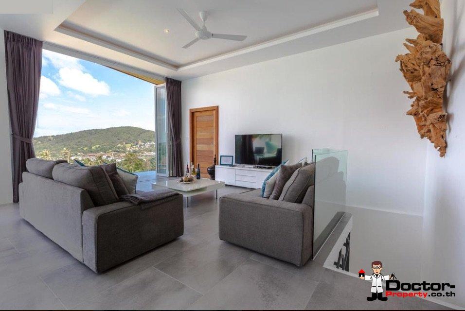 4_Bedroom_Villa_with_Sea_View_Bophut_Koh_Samui_for_sale_12