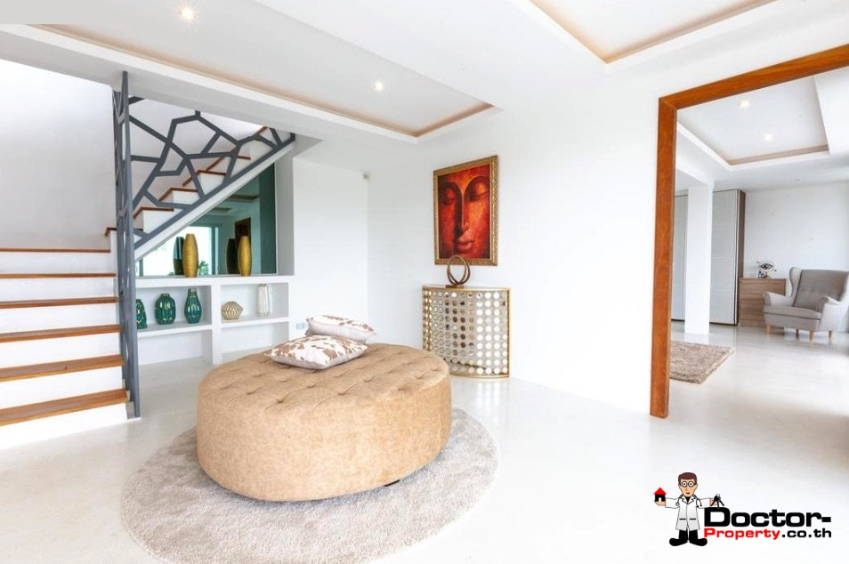 4_Bedroom_Villa_with_Sea_View_Bophut_Koh_Samui_for_sale_14