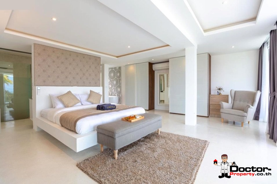 4_Bedroom_Villa_with_Sea_View_Bophut_Koh_Samui_for_sale_18