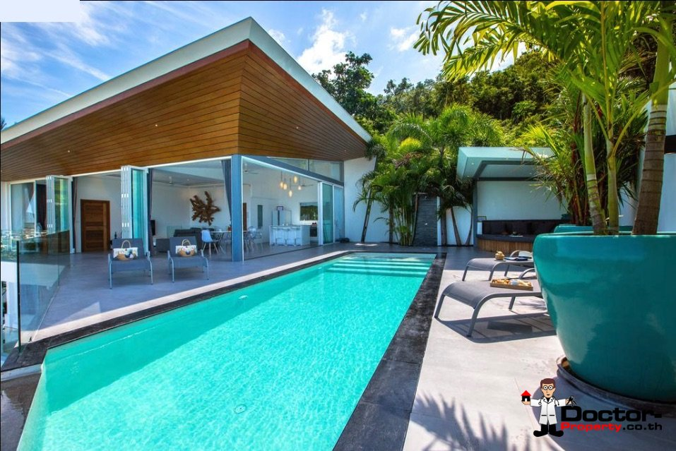 4_Bedroom_Villa_with_Sea_View_Bophut_Koh_Samui_for_sale_4