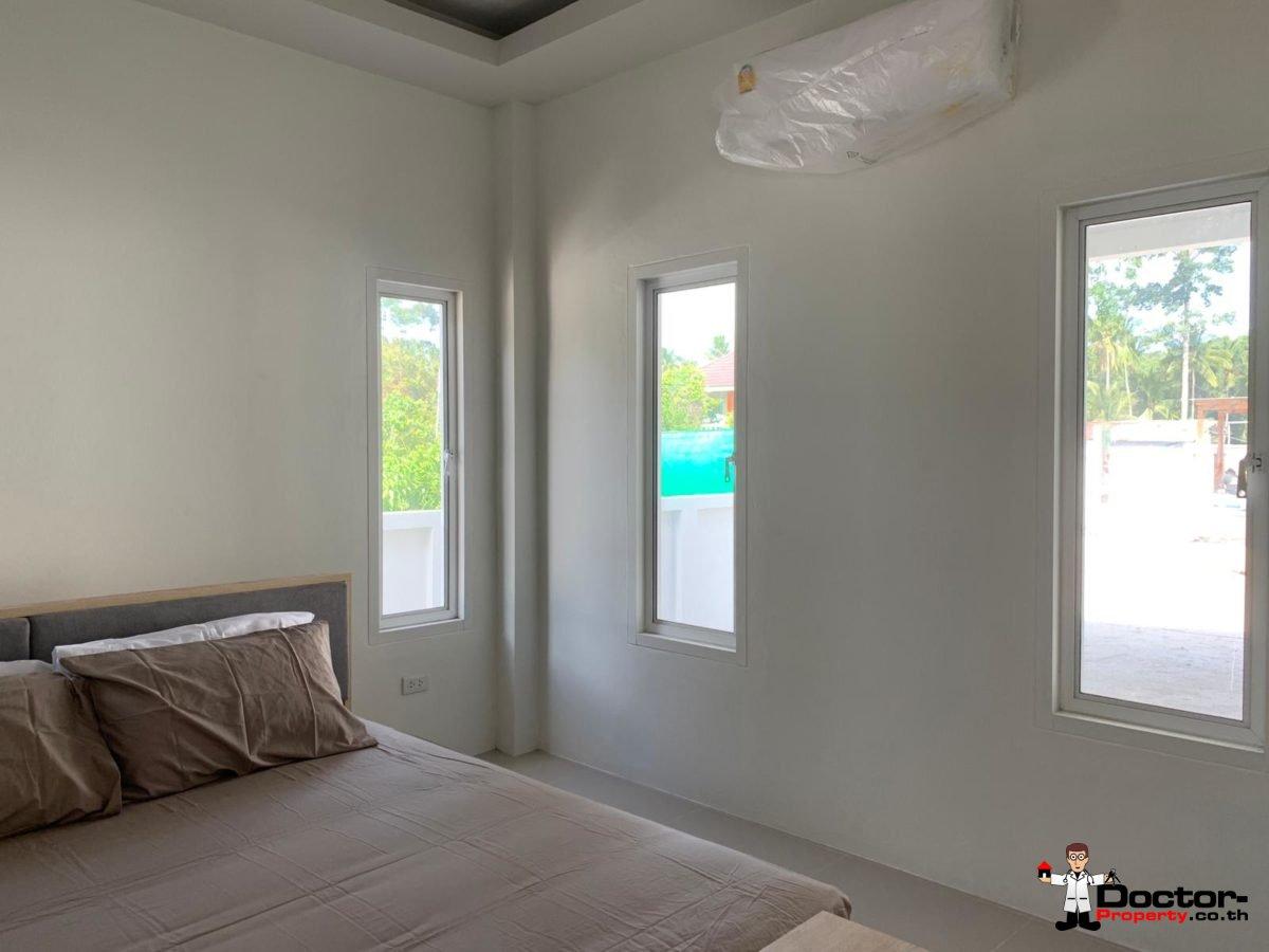 New 2 Bedroom Villa - Na Mueang - Koh Samui - for sale 6
