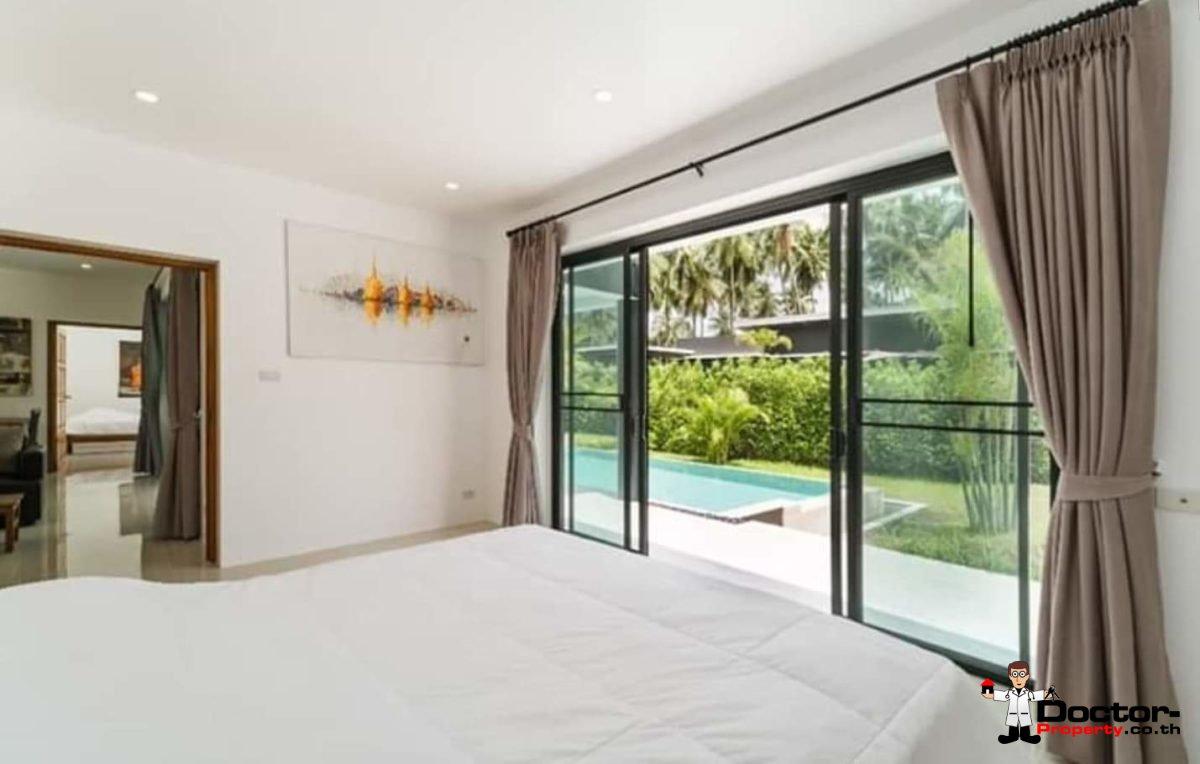 New luxury 3 Bedroom Villa - Mae Nam - Koh Samui for sale 3