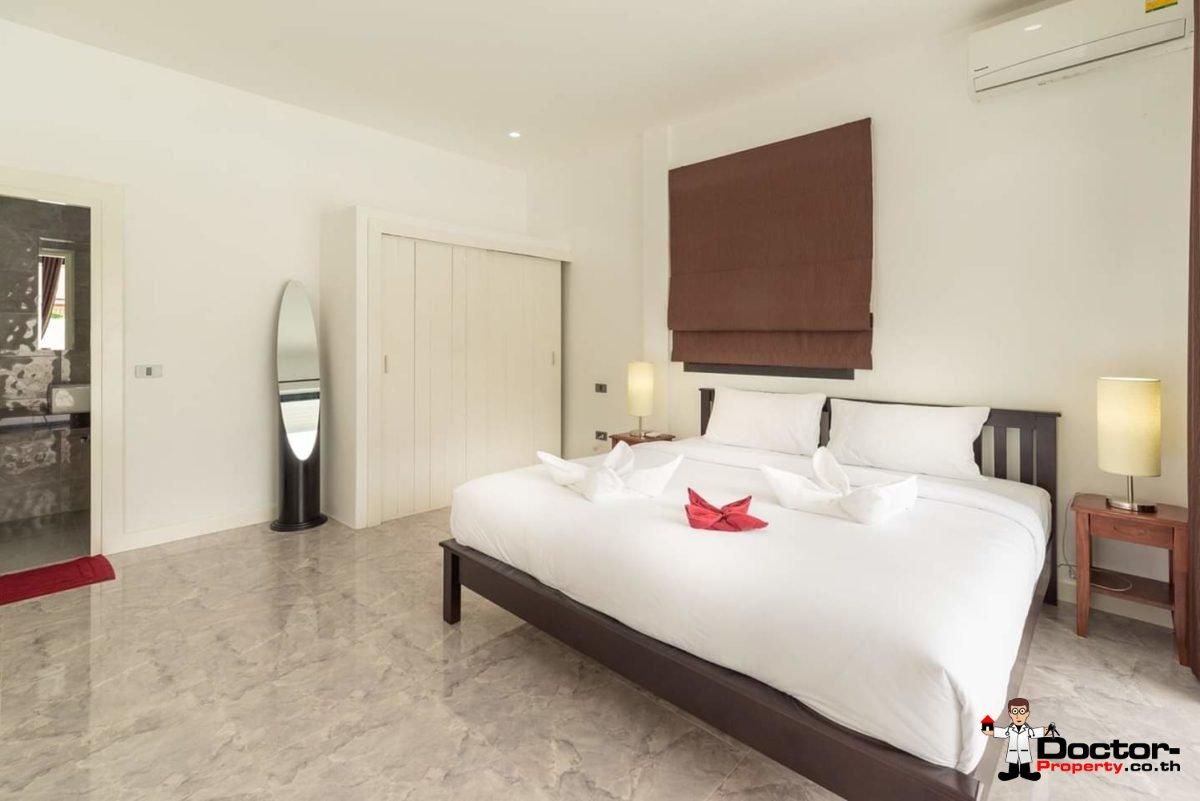 New 3 Bedroom Pool Villa - Lamai -Koh Samui - for sale 4