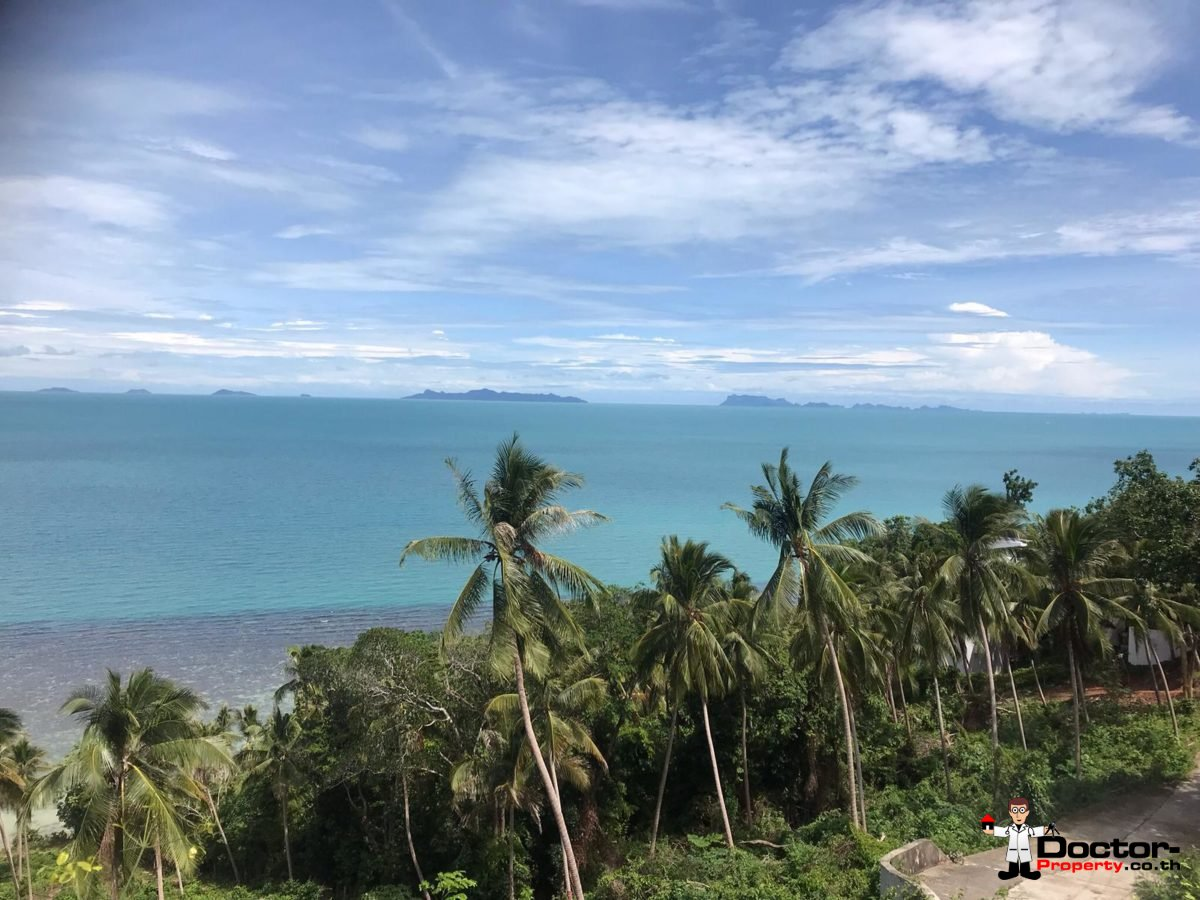 4 Rai Beachfront Land - Taling Ngam - Koh Samui - for sale 2