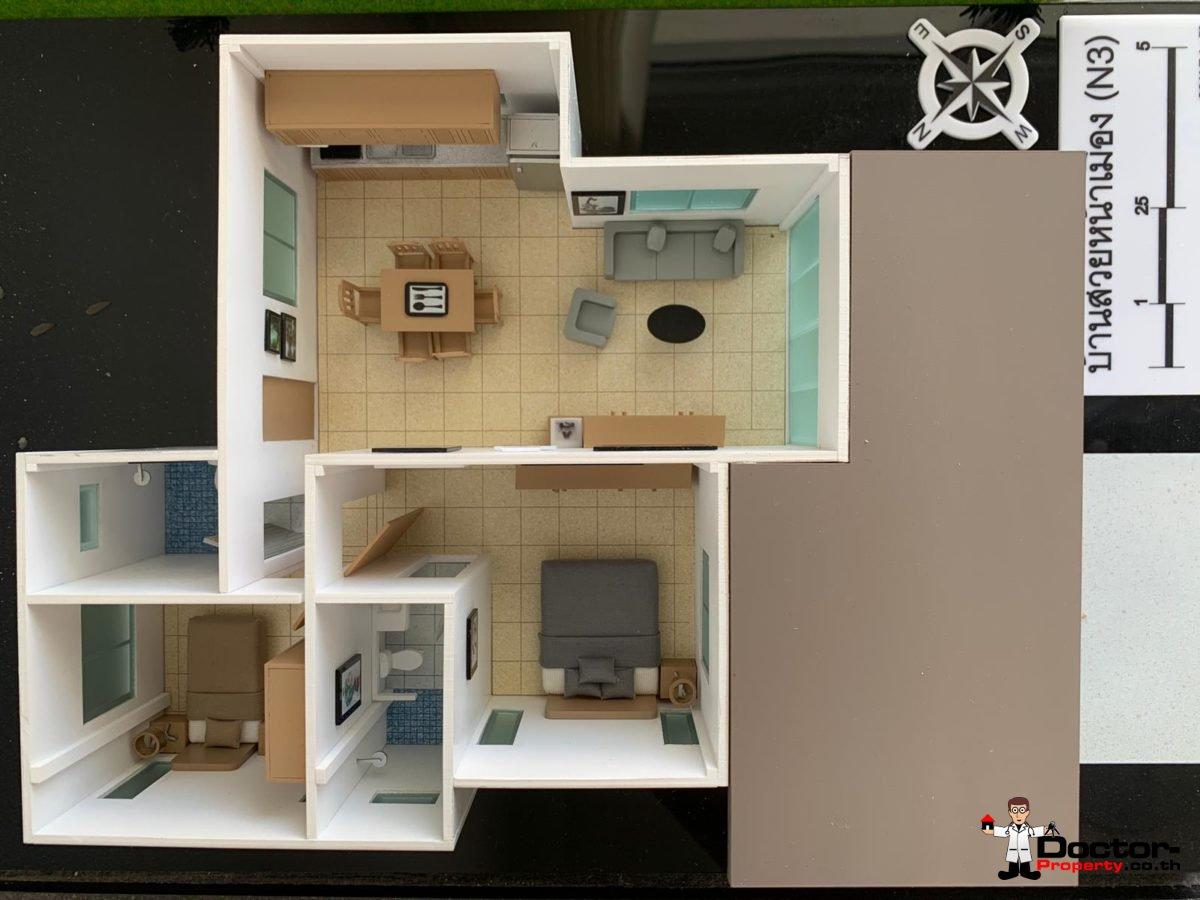 New 2 Bedroom Villa - Na Mueang - Koh Samui - for sale 19