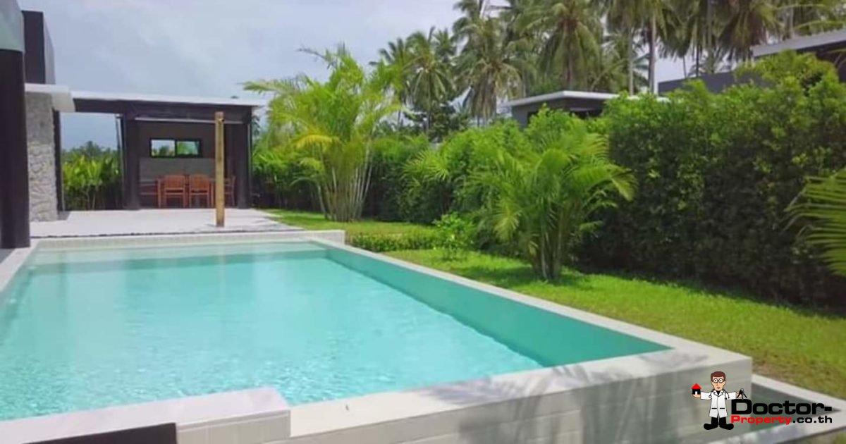 New luxury 3 Bedroom Villa - Mae Nam - Koh Samui for sale 2