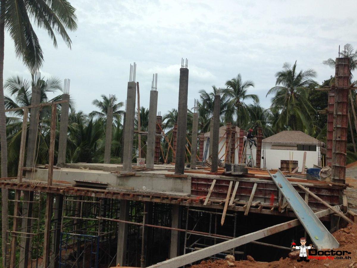 New 2 Bedroom Villa with Sea View - Lamai Beach - Koh Samui 24