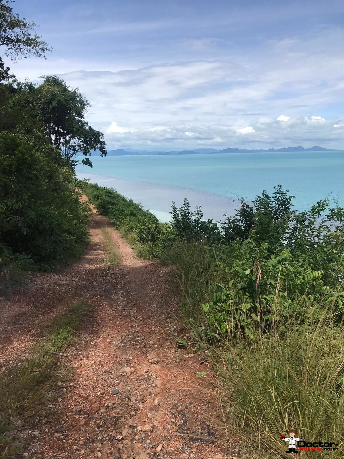 4 Rai Beachfront Land - Taling Ngam - Koh Samui - for sale 1