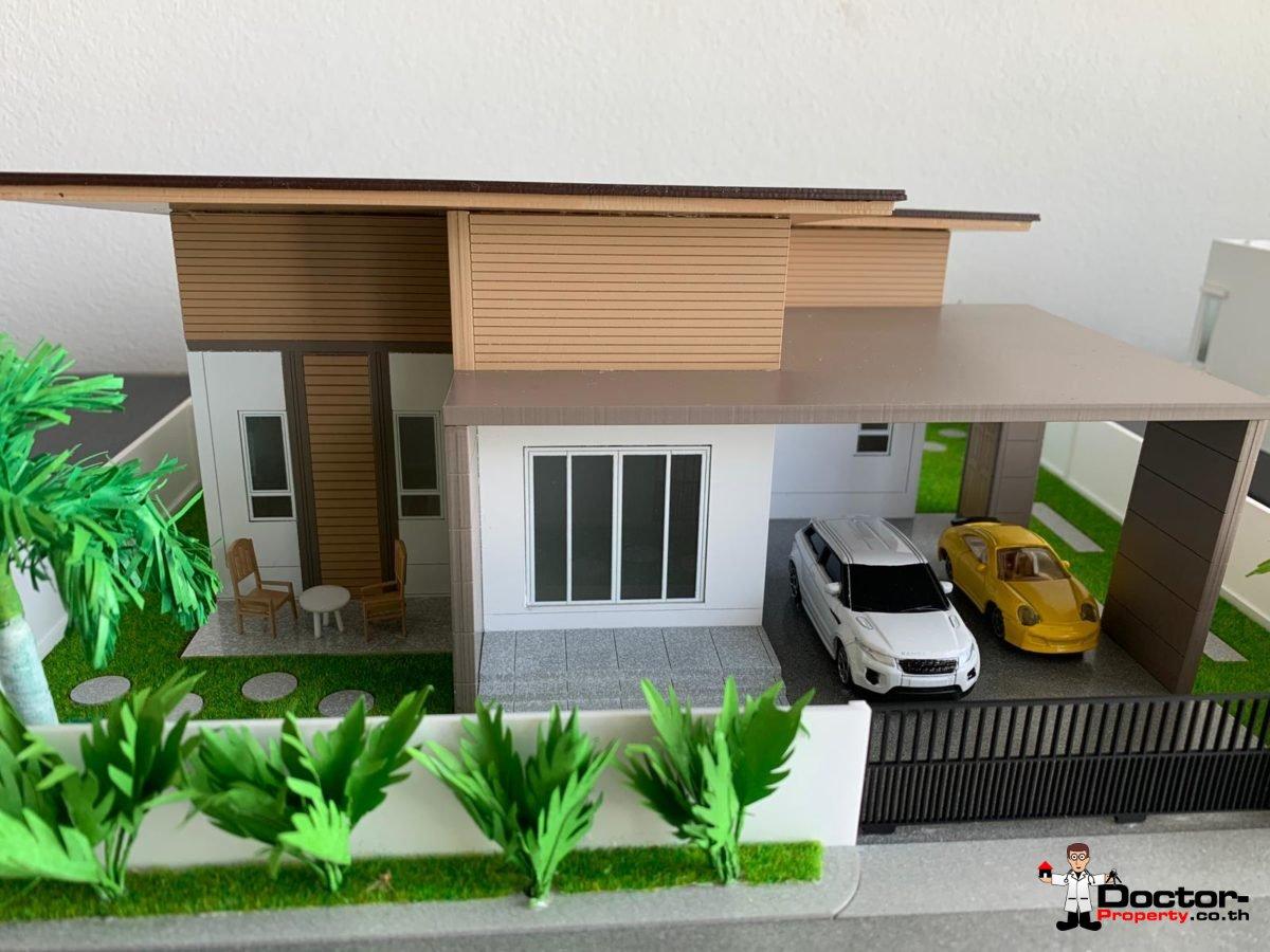 New 2 Bedroom Villa - Na Mueang - Koh Samui - for sale 24