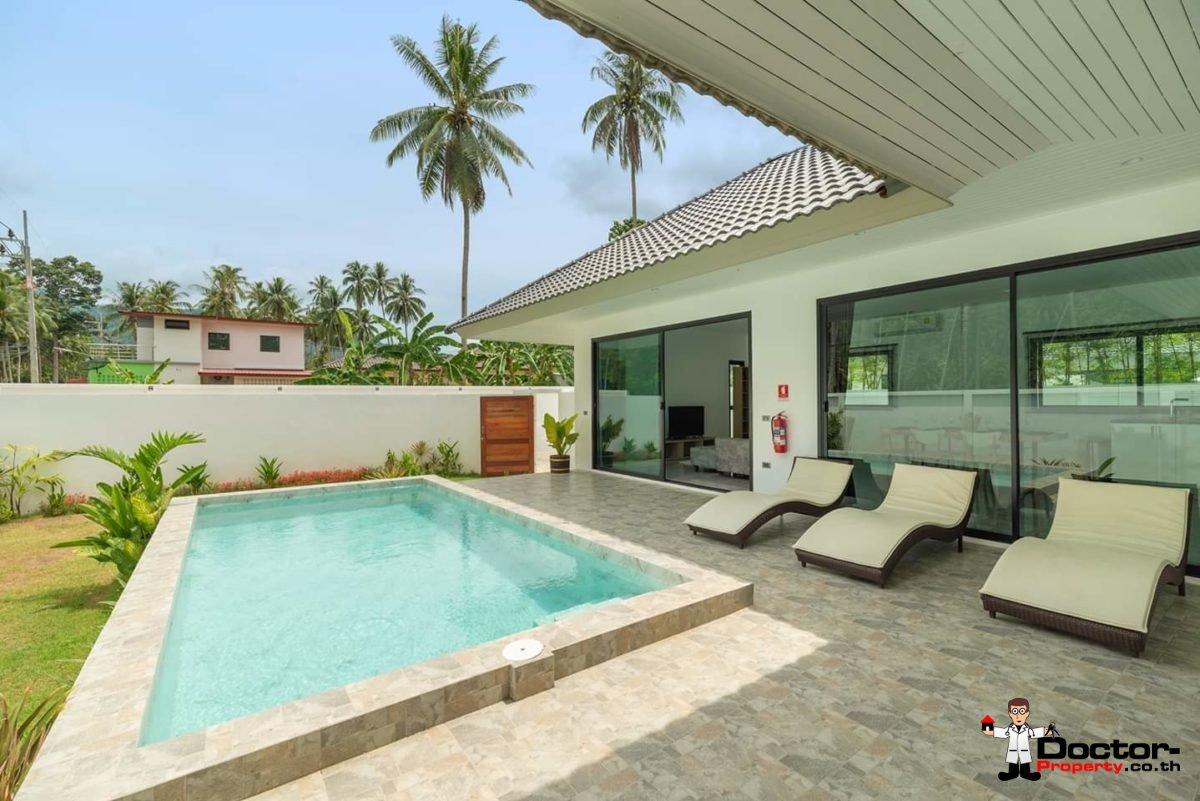 New 3 Bedroom Pool Villa - Lamai -Koh Samui - for sale 2