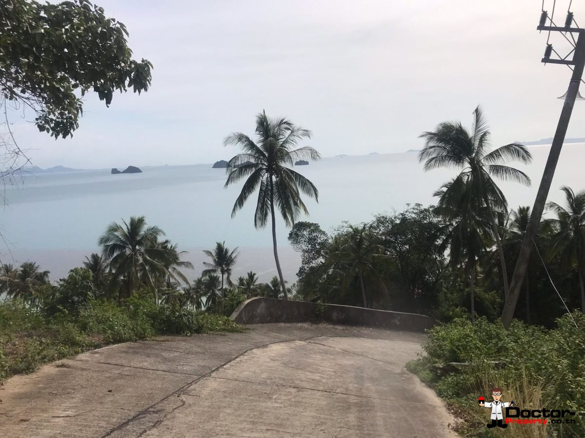 4 Rai Beachfront Land - Taling Ngam - Koh Samui - for sale 3