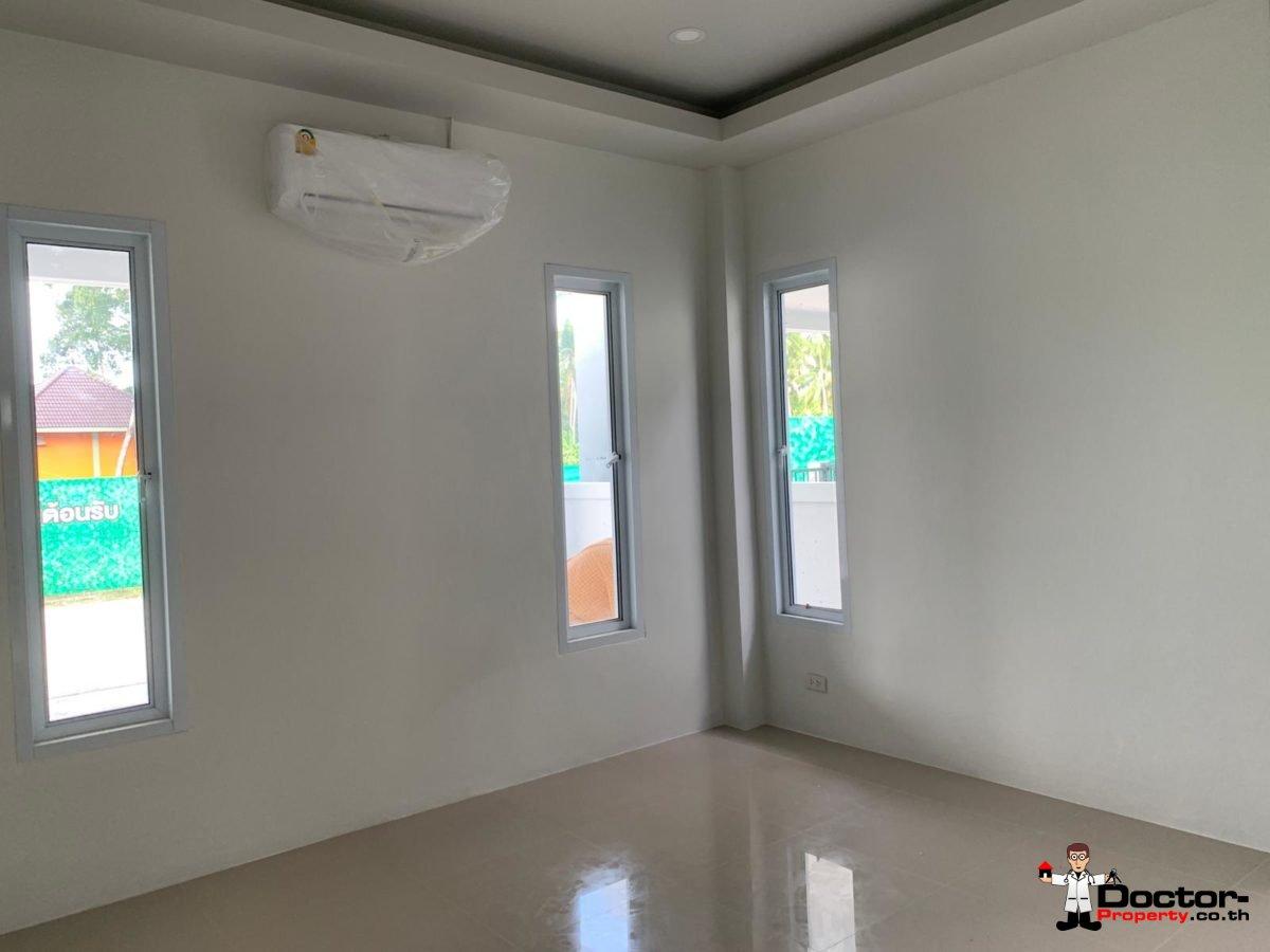 New 2 Bedroom Villa - Na Mueang - Koh Samui - for sale 10