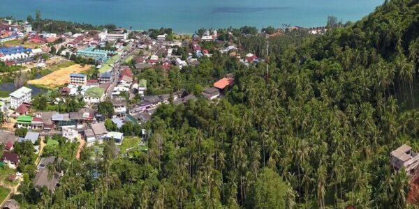 New 2 Bedroom Villa with Sea View - Lamai Beach - Koh Samui 11
