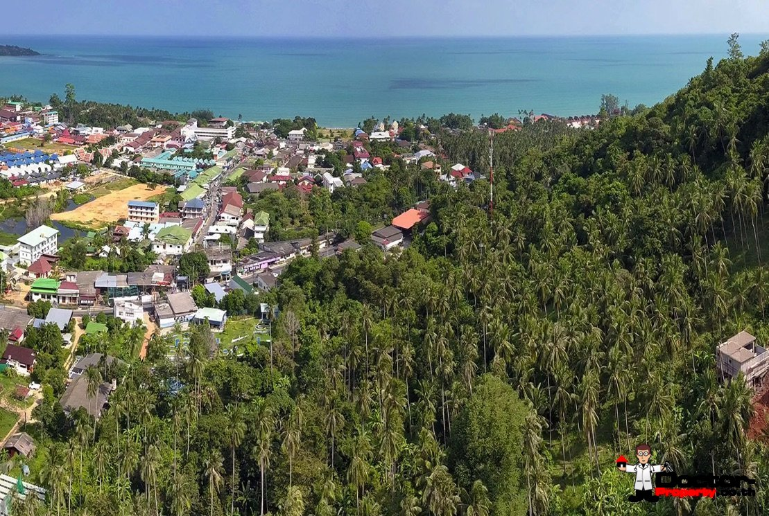 New 2 Bedroom Villa with Sea View - Lamai Beach - Koh Samui 11