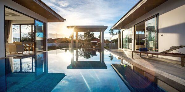 3 Bedroom Pool Villa - Choeng Mon, Koh Samui - For Sale