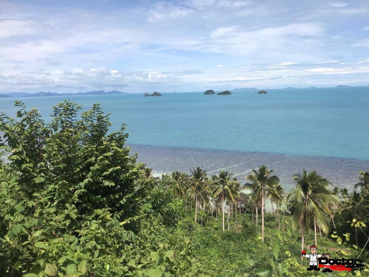 4 Rai Beachfront Land - Taling Ngam - Koh Samui - for sale 4