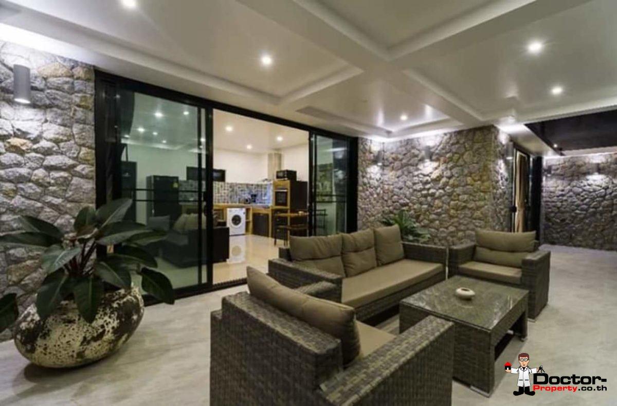 New luxury 3 Bedroom Villa - Mae Nam - Koh Samui for sale 4