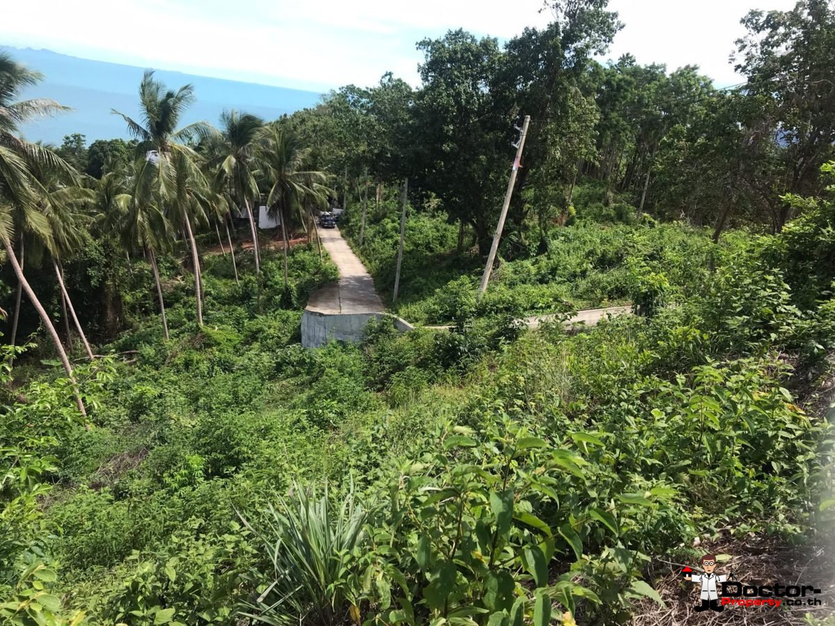 4 Rai Beachfront Land - Taling Ngam - Koh Samui - for sale 8