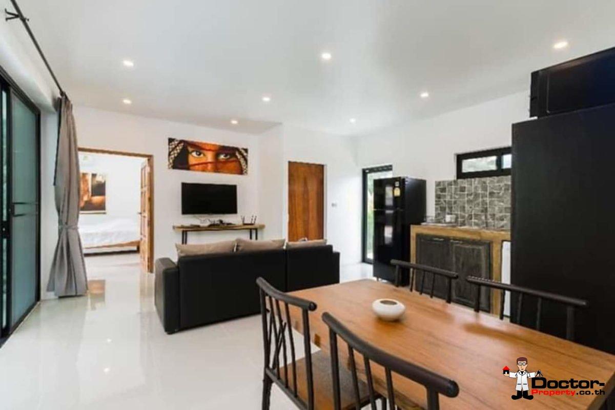 New luxury 3 Bedroom Villa - Mae Nam - Koh Samui for sale 5