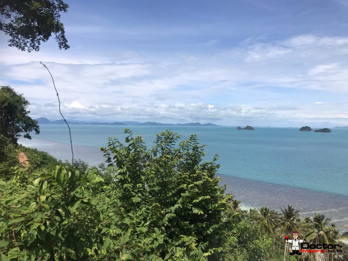 4 Rai Beachfront Land - Taling Ngam - Koh Samui - for sale 7