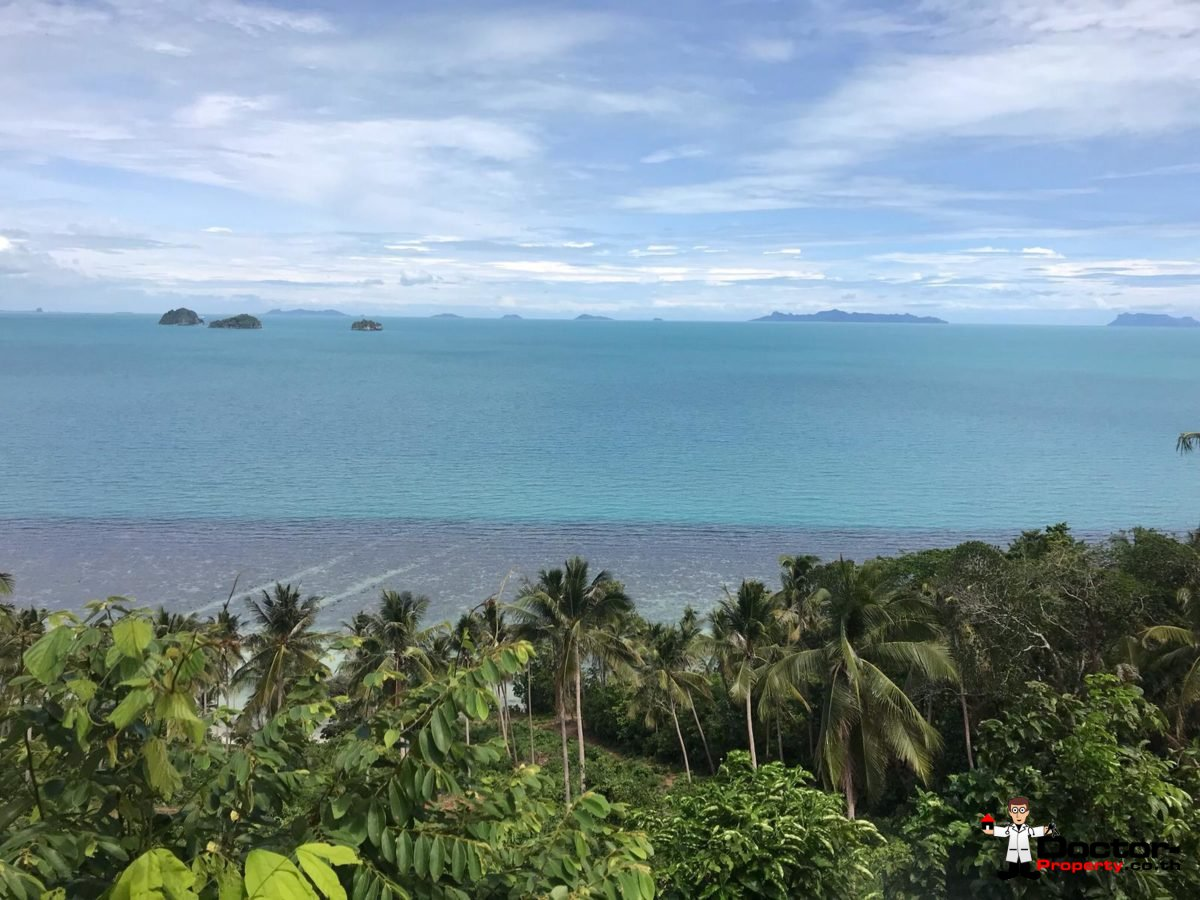 4 Rai Beachfront Land - Taling Ngam - Koh Samui - for sale 9