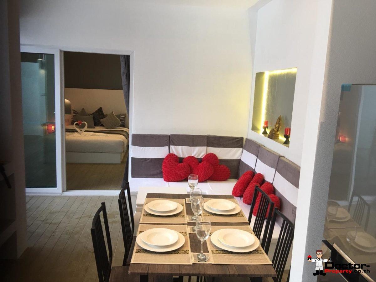 New 2 Bedroom Villa with Sea View - Lamai Beach - Koh Samui 15