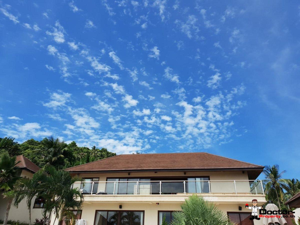 6 Bedroom Villa with Sea View - Bophut - Koh Samui - for sale 4