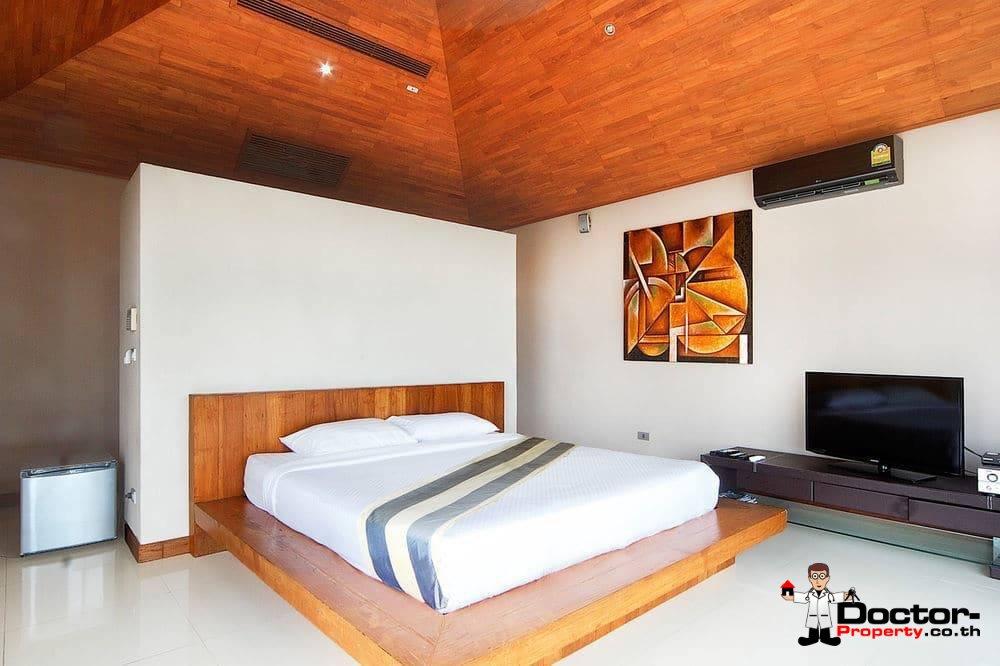 6 Bedroom Villa with Sea View - Bophut - Koh Samui - for sale 18