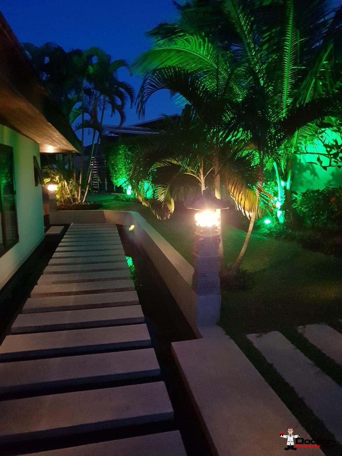 6 Bedroom Villa with Sea View - Bophut - Koh Samui - for sale 14