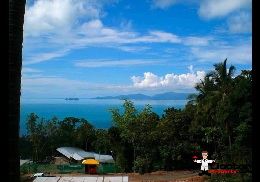 7 Rai Sea View Land - Bang Por - Koh Samui - for sale 1