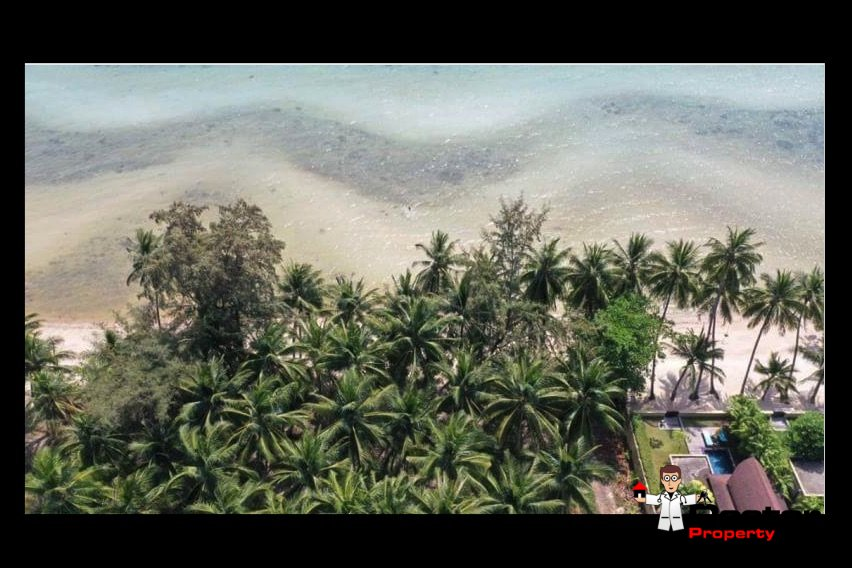 3 Rai Beachfront Land - Bang Makham - Koh Samui - for sale 2