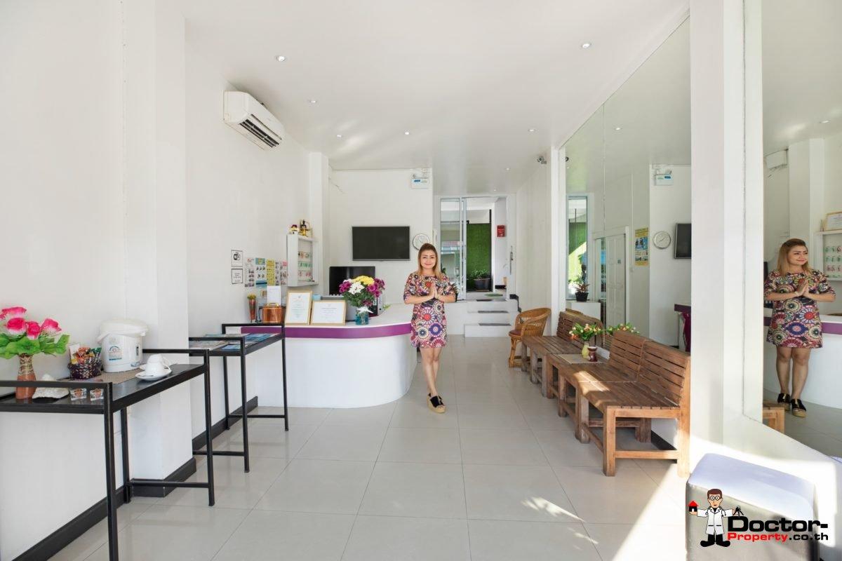 Hotel for sale 34 Rooms - Lamai Beach - Koh Samui 1