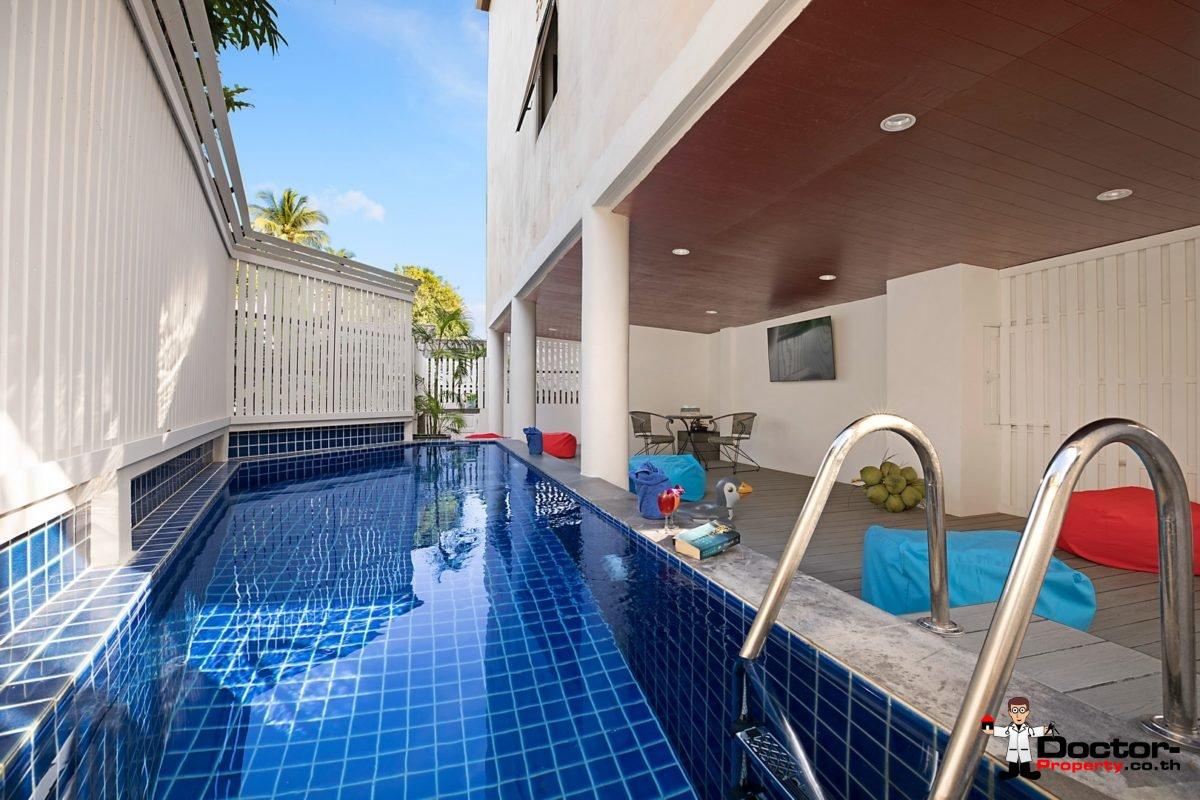 Hotel for sale 34 Rooms - Lamai Beach - Koh Samui 4