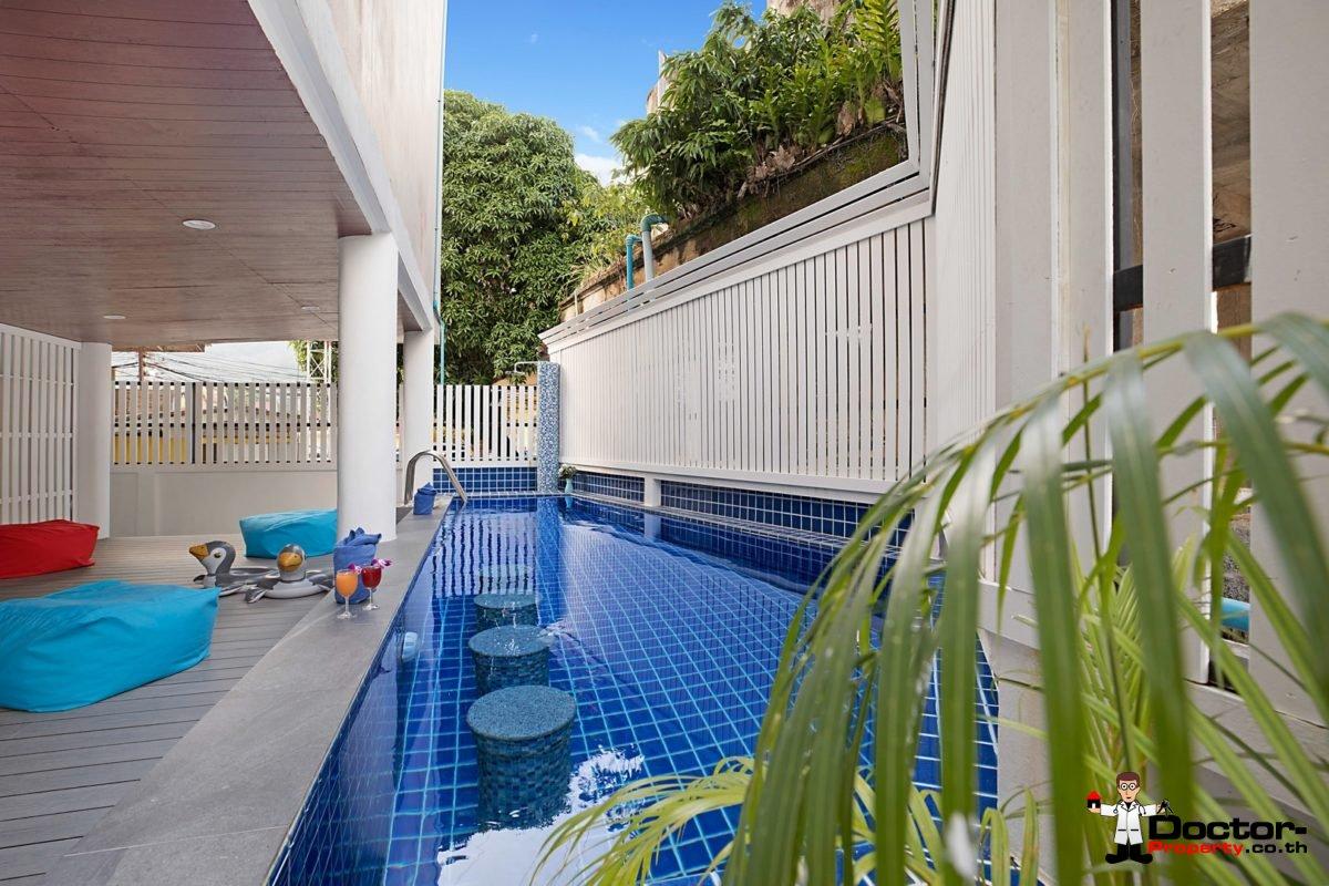 Hotel for sale 34 Rooms - Lamai Beach - Koh Samui 6