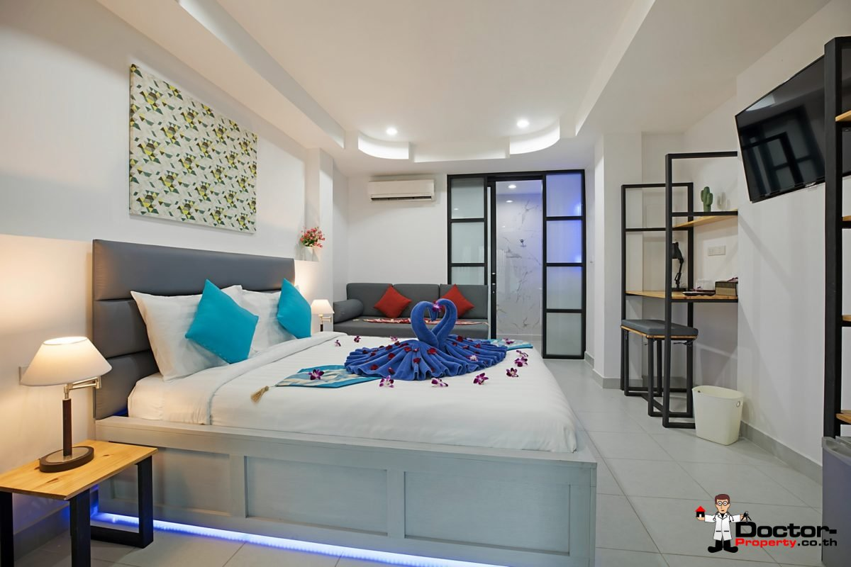 Hotel for sale 34 Rooms - Lamai Beach - Koh Samui 11