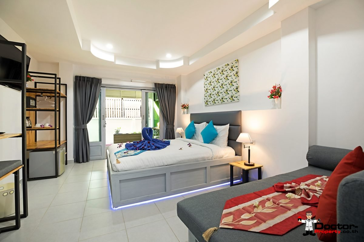 Hotel for sale 34 Rooms - Lamai Beach - Koh Samui 13